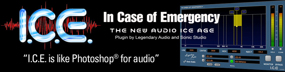 Legendary Audio I.C.E.